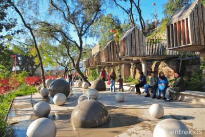 Parque Bicentenario de la Infancia - Parques